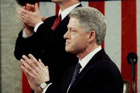 Bill Clinton sofreu impeachment em 1998