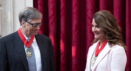 Bill e Melinda Gates estavam juntos desde 1994