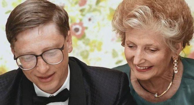 A mãe de Bill Gates, Mary Maxwell, foi fundamental na carreira de seu filho