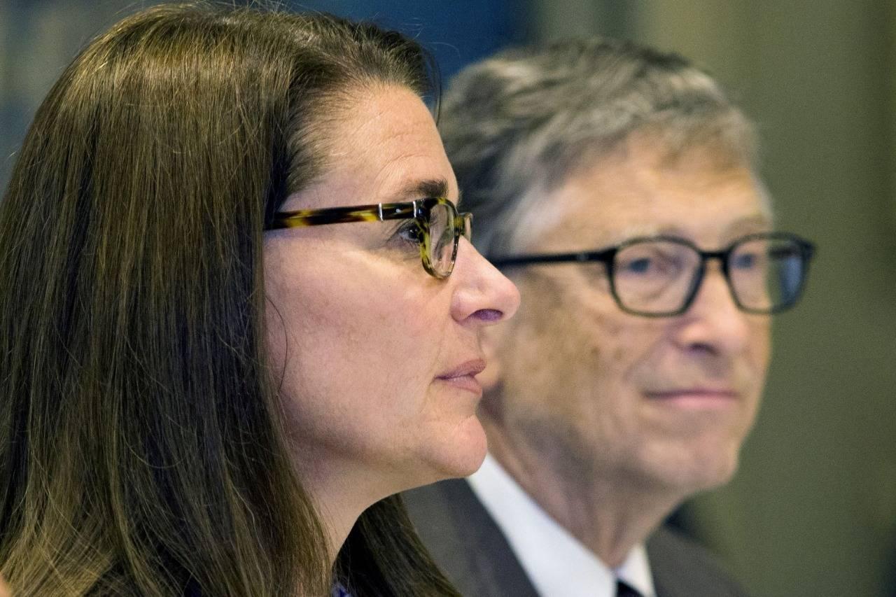 Gates e Melinda pediram o divórcio em 3 de maio