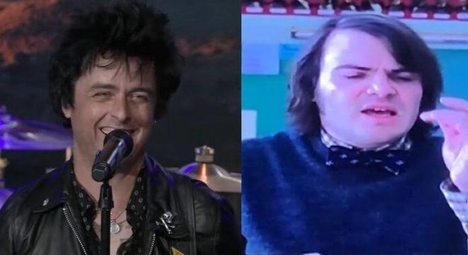 Billie Joe (Green Day) quer muito uma sequência do filme Escola De Rock