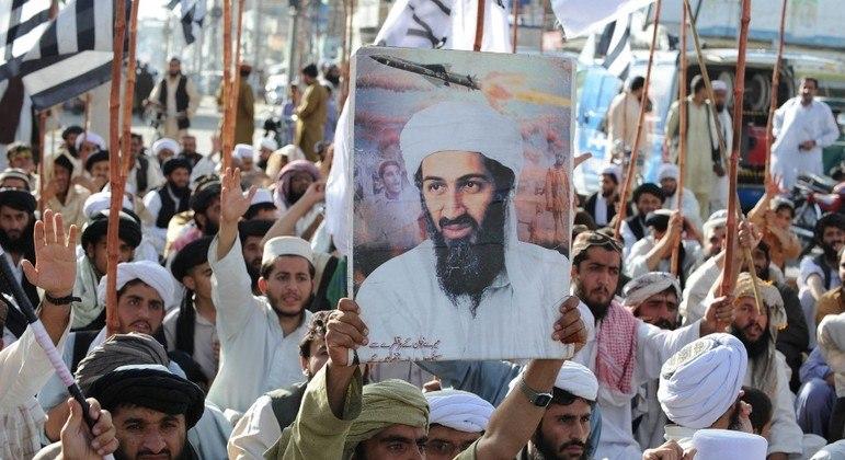 Bin Laden, autor dos atentados de 11 de setembro, foi morto pelos EUA há 10 anos