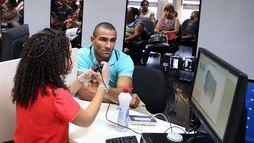 Eleitores de 7 cidades de São Paulo têm até hoje para cadastrar biometria ()