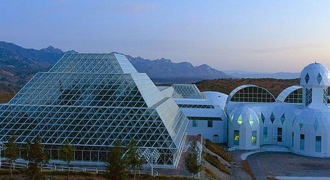 O complexo pertence hoje à Universidade do Arizona e virou um centro de pesquisas