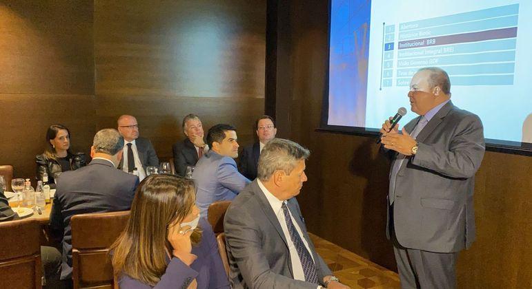 Ibaneis participa do lançamento do fundo imobiliário que vai captar recursos para expansão do Biotic
