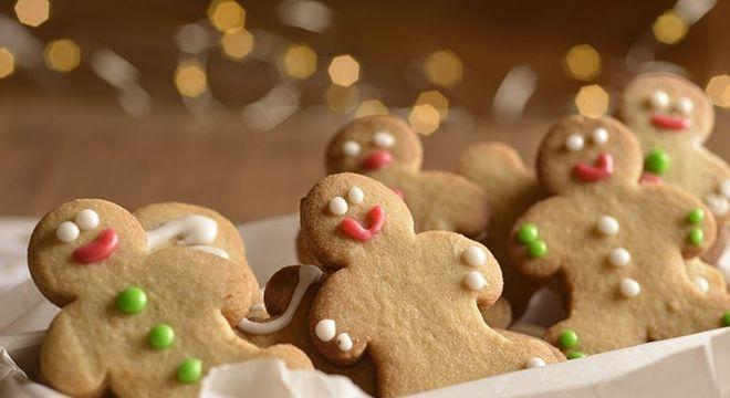 Biscoitos de natal – 10 receitas