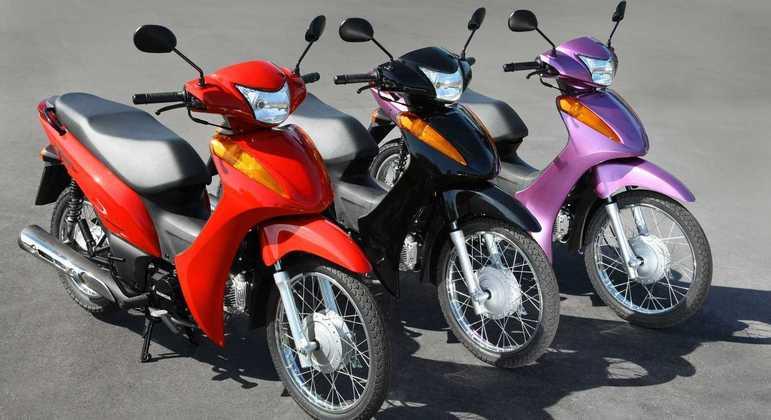 Em 2005 foi apresentado o novo motor 125cc