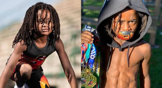 Menino de 7 anos é considerada a mais rápido do mundo