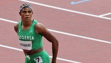 Velocista nigeriana é suspensa dos Jogos após ser pega no antidoping