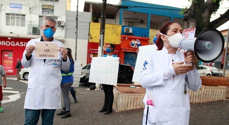 Prefeitura de São Paulo realiza campanhas educativas na prevenção da covid-19