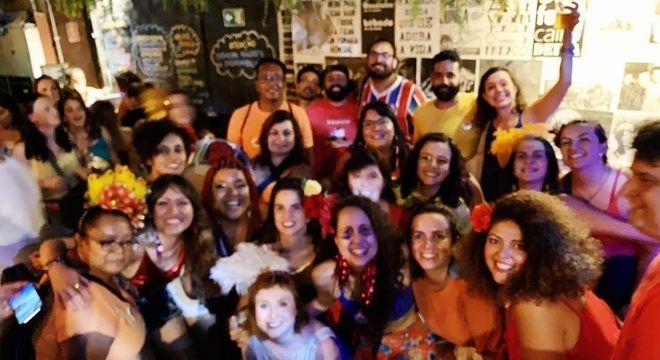 O Bloco do Prazer leva no título um hit carnavalesco de Gal