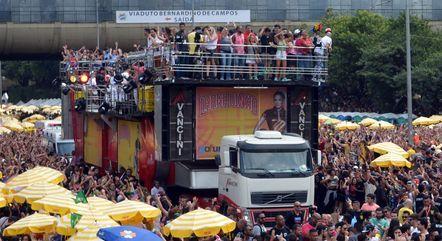 SP deve realizar o Carnaval no ano que vem