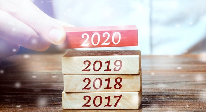 Nas redes sociais, usuários discutem se 2019 encerra ou não uma década