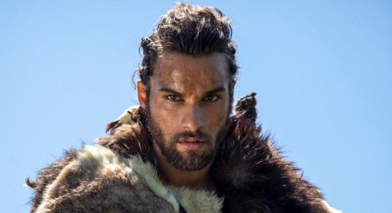 Em seu primeiro personagem na Record TV, o ator Pablo Morais ressalta felicidade ao se despedir de Ninrode