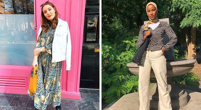 Blogueiras têm dado fôlego à 'moda modesta', que ganha espaço nas lojas de departamento