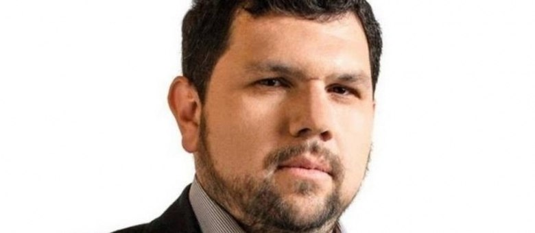 O blogueiro Oswaldo Eustáquio, que foi preso pela Polícia Federal