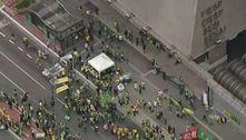 A pedido da PM, avenida Paulista é bloqueada por causa dos protestos