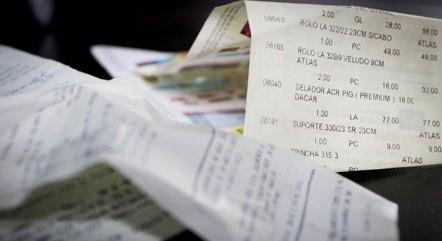 Saque mínimo da Nota Fiscal Paulista é de R$ 0,99