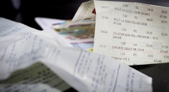 Crédito é liberado mensalmente, referente às notas emitidas quatro meses antes