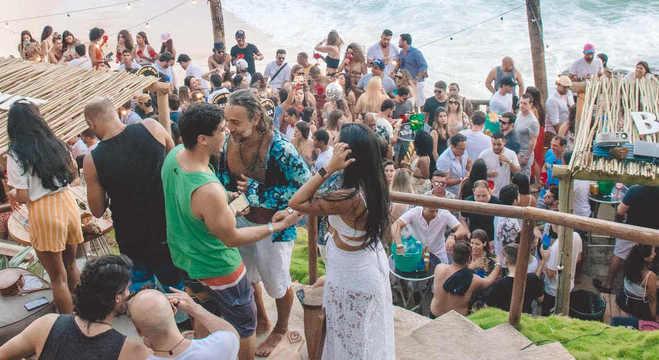 Vista panorâmica, música boa e gente bonita: esse vai ser o esquenta em Salvador