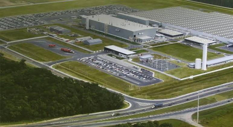 A fábrica catarinense produz o BMW Série 3 e também os crossovers X1, X3 e X4.