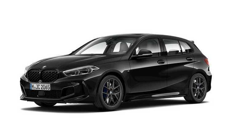 a BMW resolveu oferecer a versão Dark Edition em mais três modelos: o hatch M135i xDrive, o sedã M235i Gran Coupé xDrive e 745Le MSport