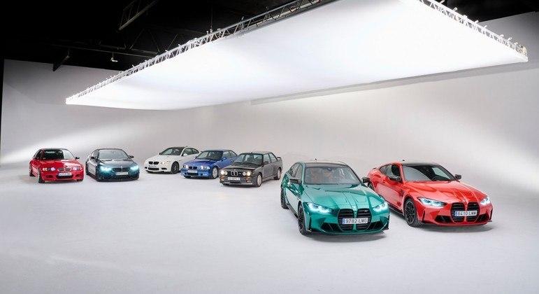 Bólido teve o primeiro motor desenvolvido por Paul Rosche, Gerente Técnico da BMW Motorsport GmbH