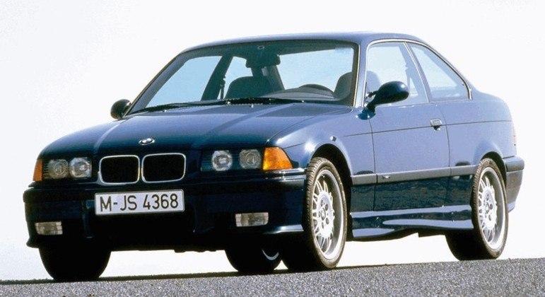 Segunda geração do M3 foi lançada em 1992