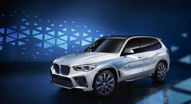 BMW i Hydrogen NEXT: SUV elétrico com célula de hidrogênio para emissões zero até 2022