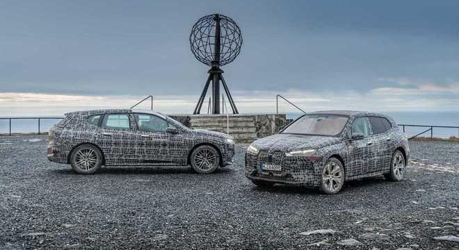 SUV segue os novos padrões na marca alemã