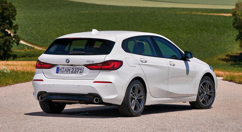 Modelo conta com BMW Teleservices