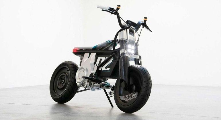 Moto tem motor com potência de 11kW