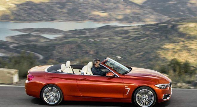 BMW Série 4 Cabrio é um conversível raiz / Divulgação