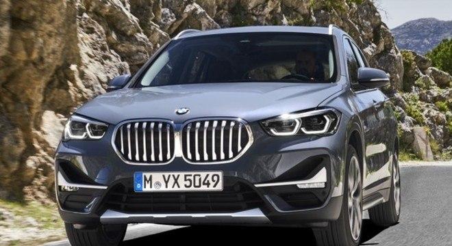 BMW X1 2020 surgiu na Europa ano passado e no fim do ano já chegou ao Brasil