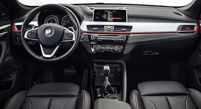 Este é o terceiro chamamento da BMW para veículos da linha X1.