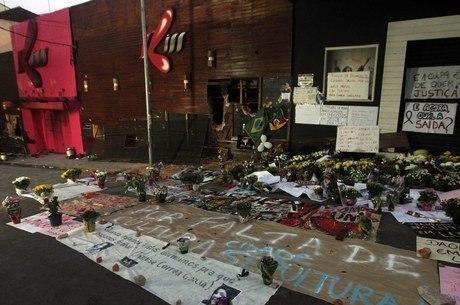 Incêndio deixou 242 mortos em Santa Maria
