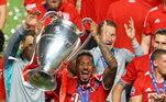 Revelado pelo Hertha Berlin, Boateng, de 32 anos, está no Bayern desde 2011, time no qual disputou 326 jogos, foi campeão da Champions duas vezes (2012–13,2019–20), além de dezenas de outros títulos