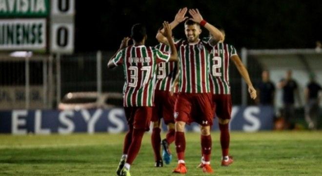 Boavista x Fluminense