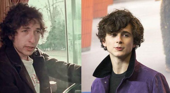 """Ator de """"Me Chame Pelo Seu Nome"""" viverá Bob Dylan no cinema"""