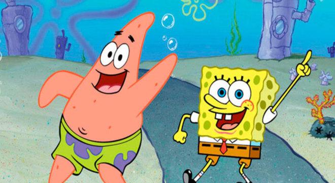 Os fãs especulam que Patrick e Bob Esponja são um casal