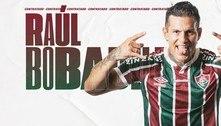 Fluminense acerta com atacante Bobadilla, 5º reforço de 'pacotão'