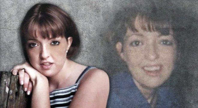 Bobbie Jo Stinnett foi estrangulada e teve sua barriga aberta