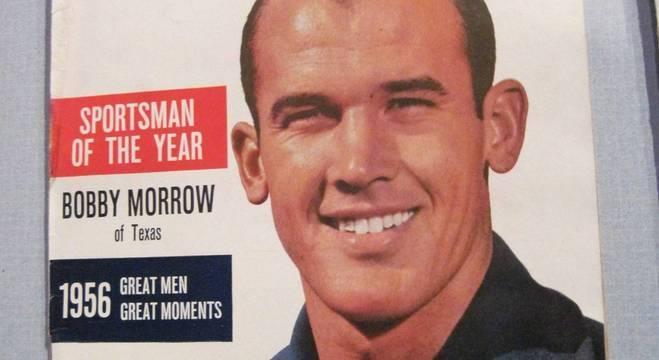 """Capa da revista """"Sports Illustrated"""" de Dezembro de 1956"""