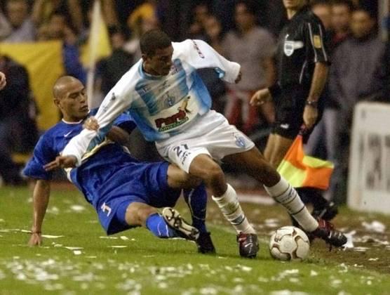 Boca Juniors 0 x 1 Paysandu - Oitavas de final Copa Libertadores 2003 - Na Bombonera lotada, o Paysando fez o impossível e venceu os argentinos por 1 a 0, com gol de Iarley.