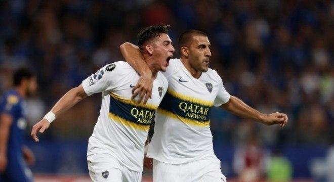 A festa argentina que calou o Mineirão. Cruzeiro eliminado da Libertadores