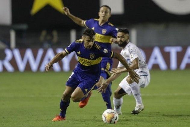Boca Juniors: campeão da Superliga Argentina e da Copa da Liga - Entra diretamente na fase de grupos.