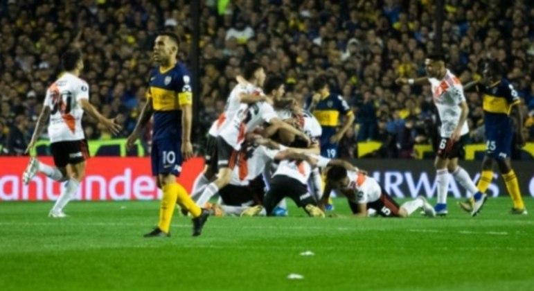 Boca Juniors x River Plate - Superclássico Tabu