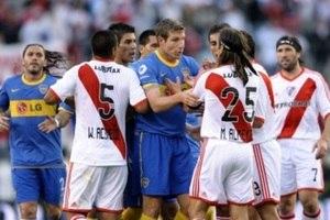A história do clássico entre Boca Juniors e River Plate é marcada por uma  rivalidade que ... a9c5627add6cd