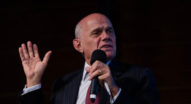Boechat tinha participado de um evento em Campinas (SP) e retornava à capital