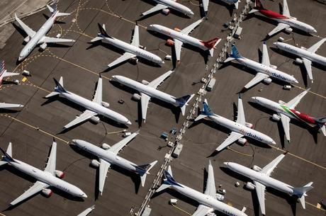 Aeronave está proibida de operar nos EUA